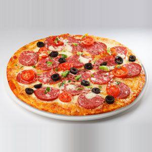 Пицца Кон Салями